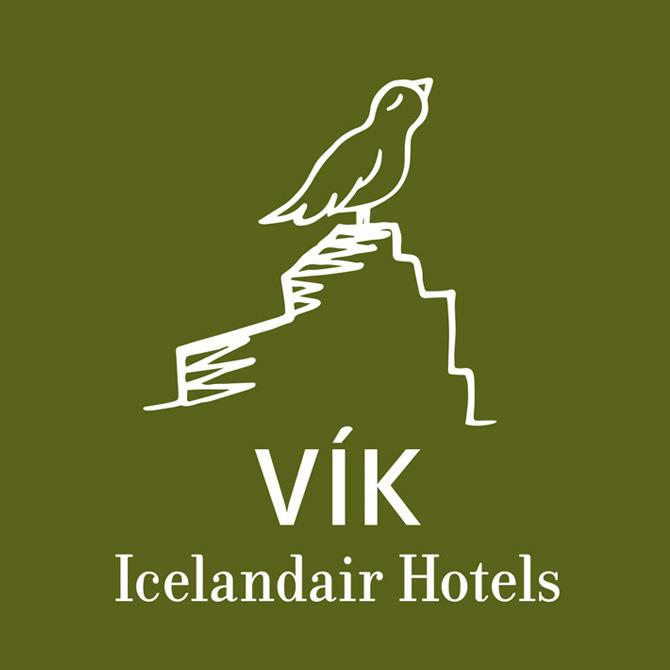 Icelandair Hotel Vik, illustration