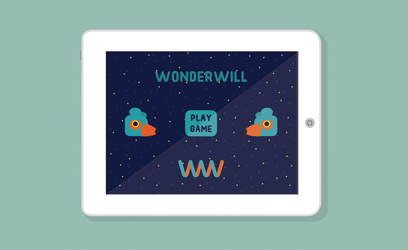 Wonderwill the game