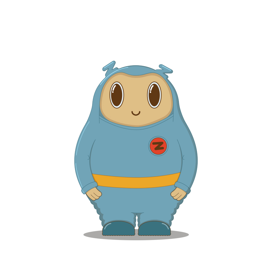zeta, characterdesign, illustration, childrenscharacter, libraryillustration, icelandic,