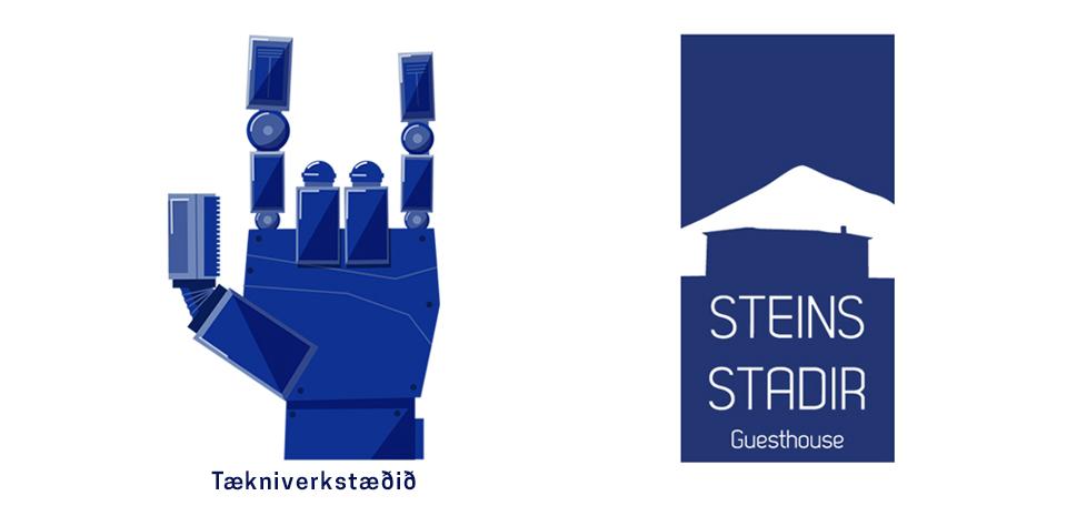 logo, graphicdesign, illustration, grafískur hönnuður, teiknari