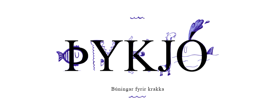 logo, thykjo, graphicdesign, grafísk hönnun, teikning, illustration